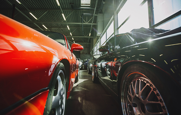 Crossroads Motor Condos Luxury Car Storage